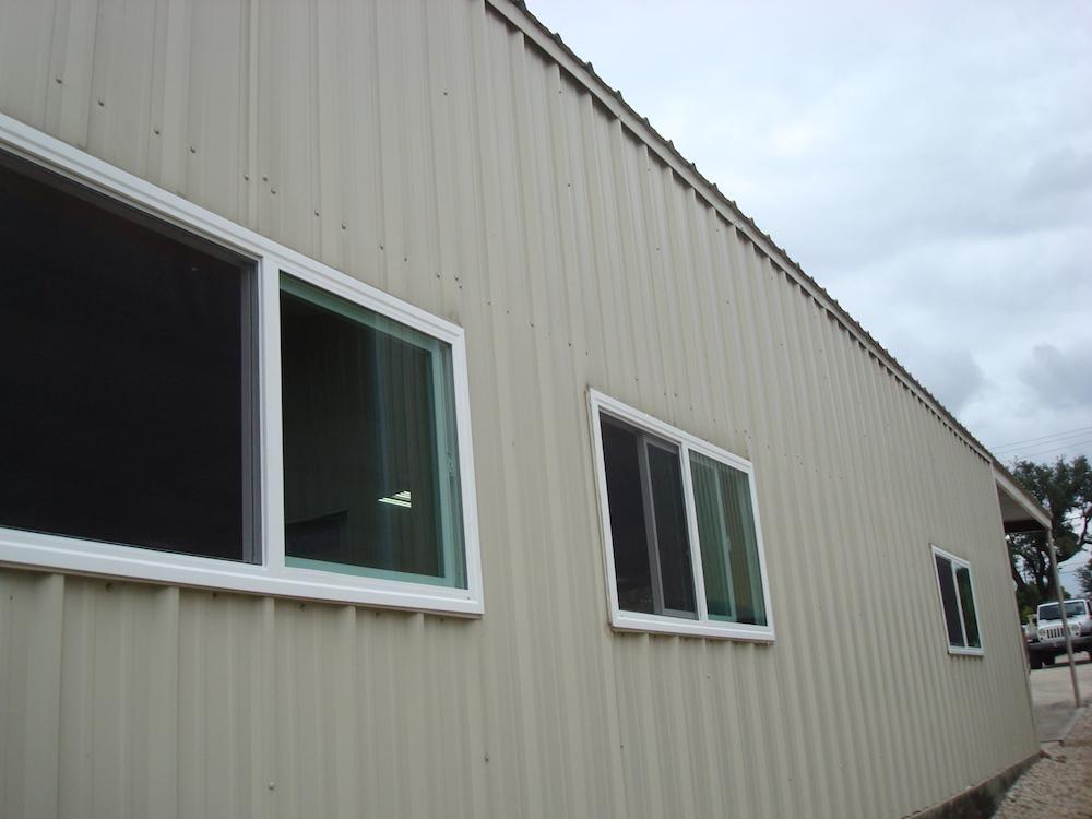 Barn Windows - After